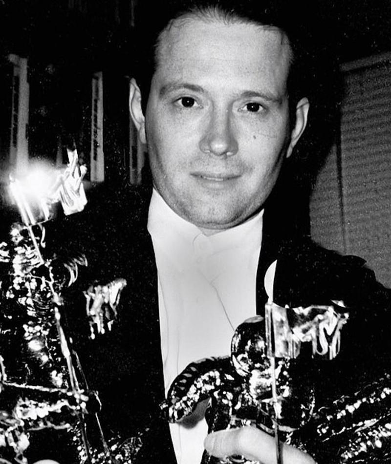 Photo of Stephen R. Johnson