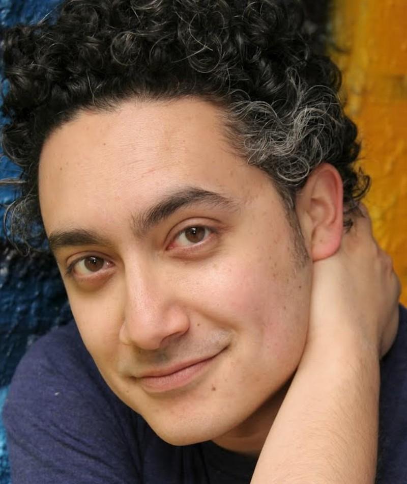 Photo of Alessandro Juliani