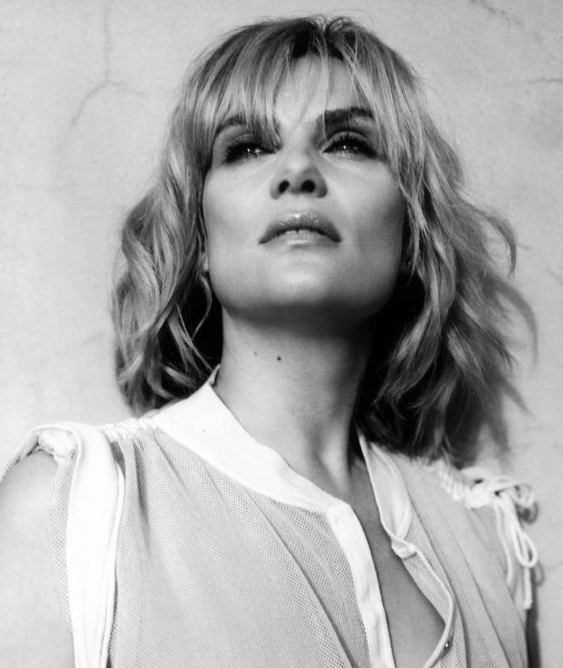 Photo of Emmanuelle Seigner