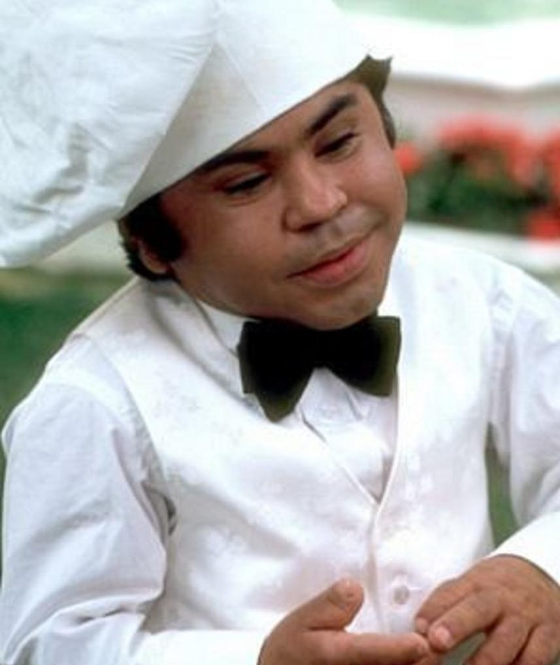 Photo of Hervé Villechaize