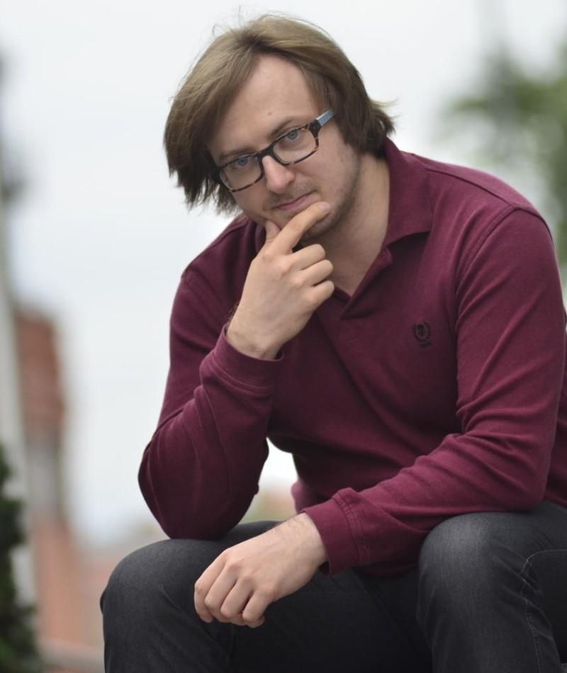 Photo of Bartosz Chajdecki