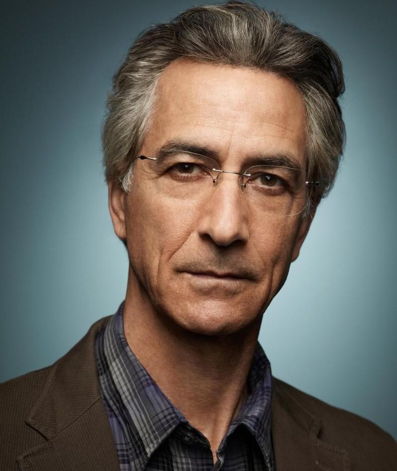 Photo of David Strathairn