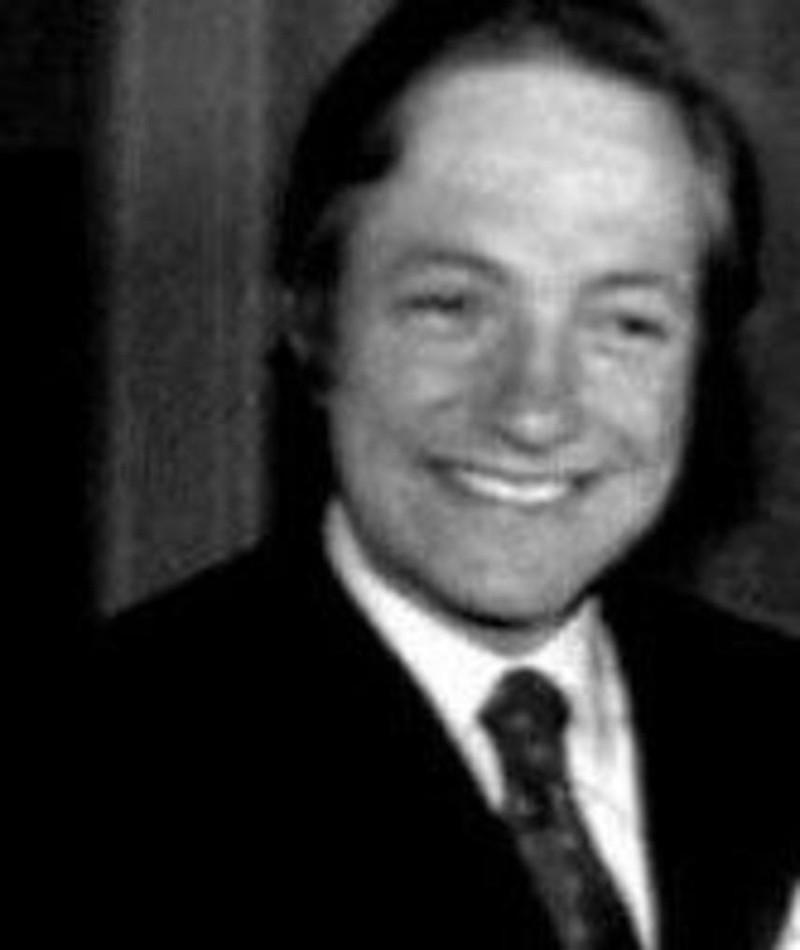 Photo of Sigmund Neufeld Jr.