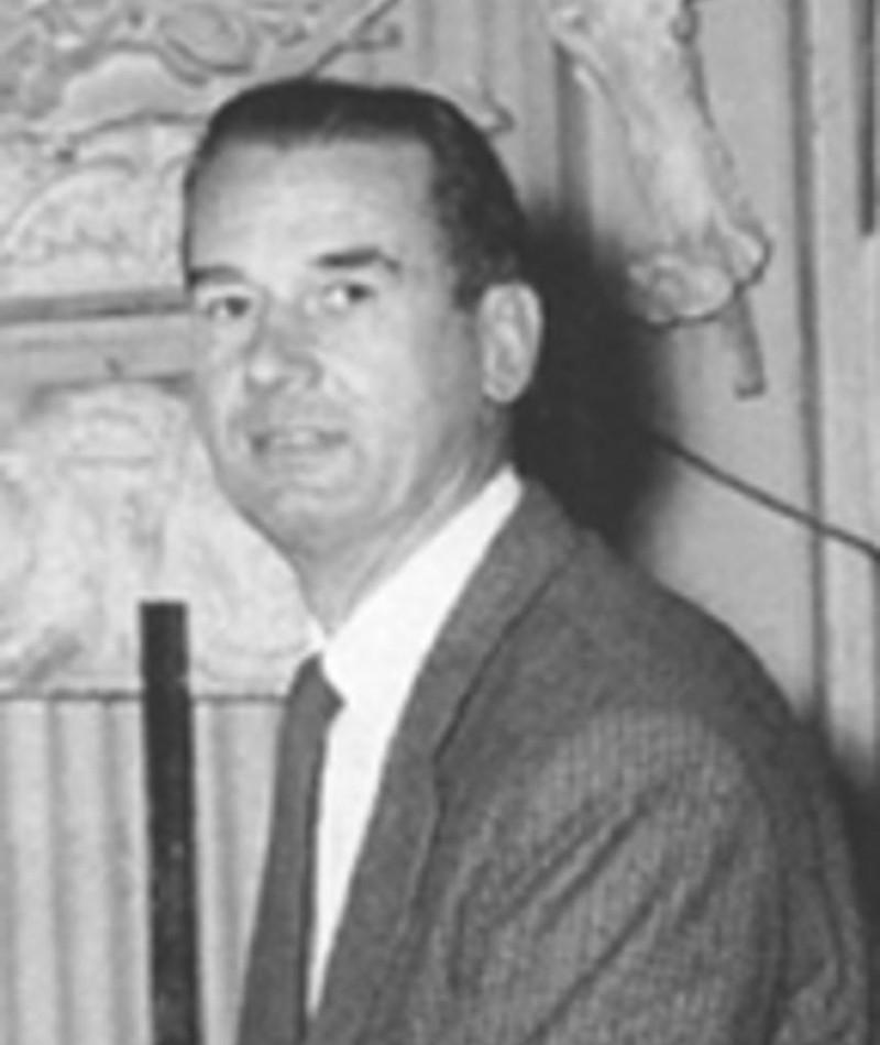 Photo of Walter H. Tyler