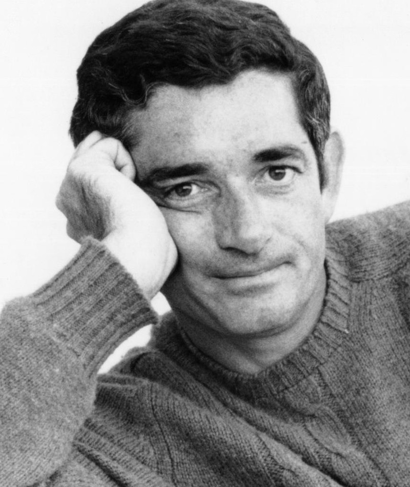 Photo of Jacques Demy