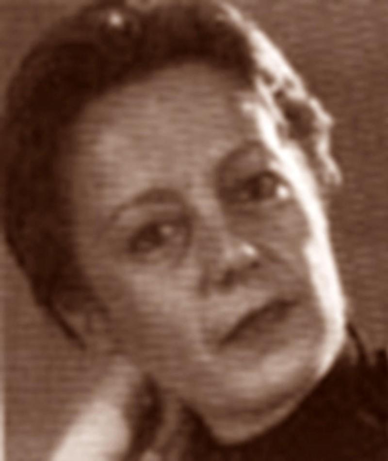 Photo of Rosi Burguete