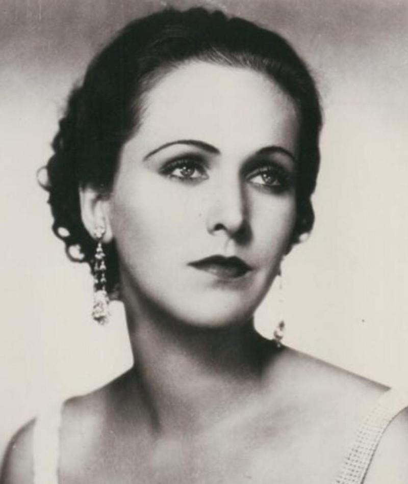 Photo of Rose Hobart