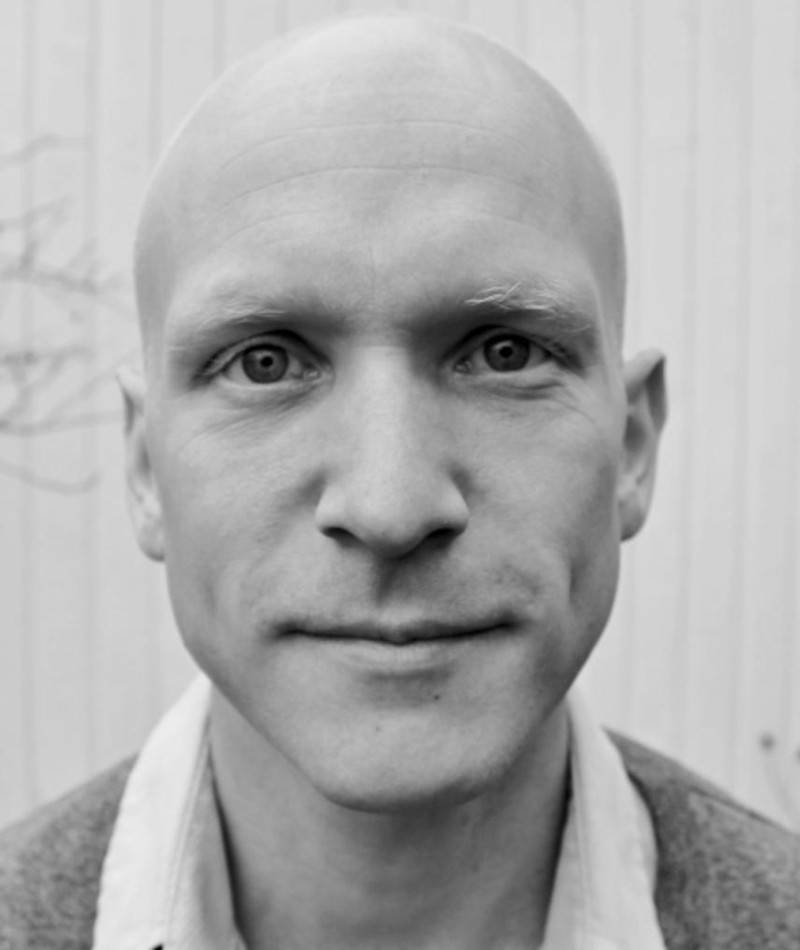 Photo of Mattias Åhlén