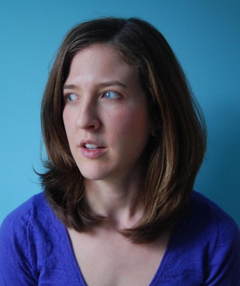 Photo of Molly Herron
