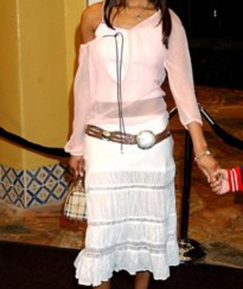 Photo of Samantha Mumba