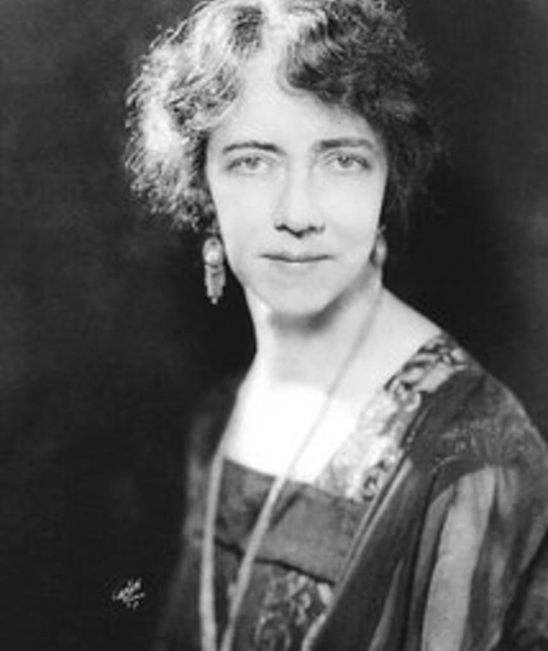 Photo of Elizabeth Patterson