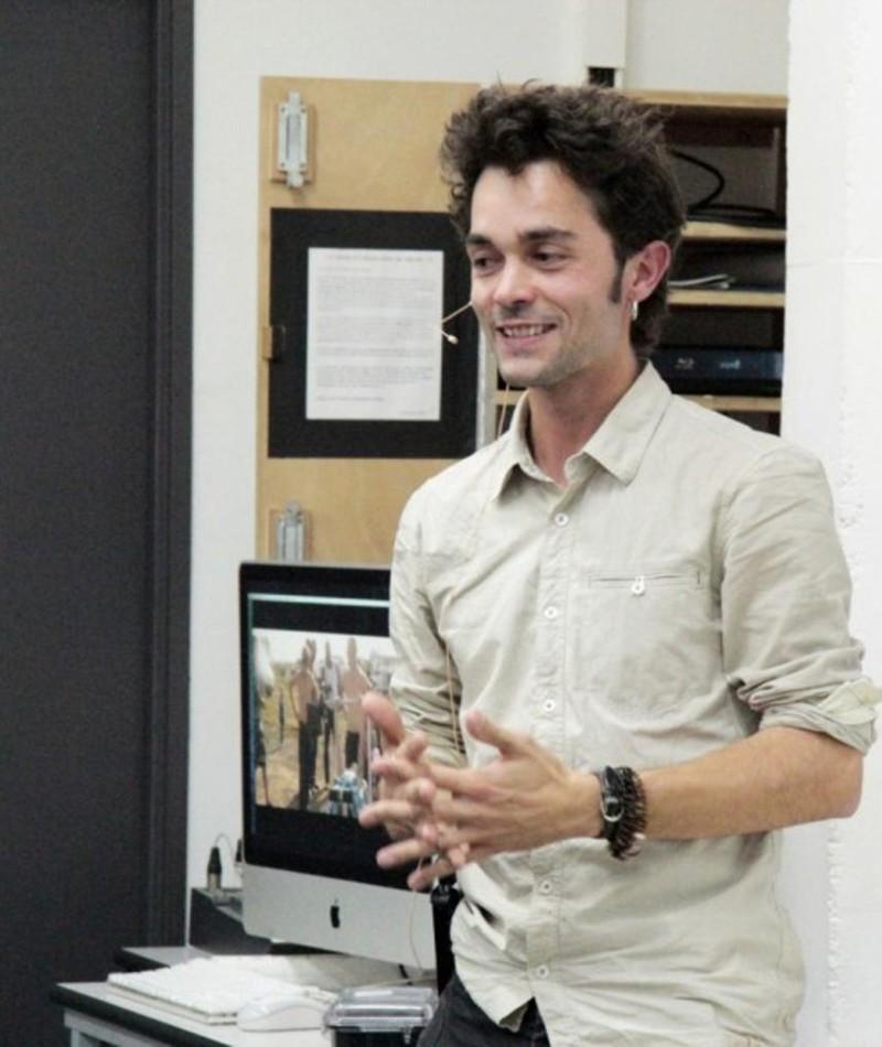 Photo of Jonathan Ricquebourg