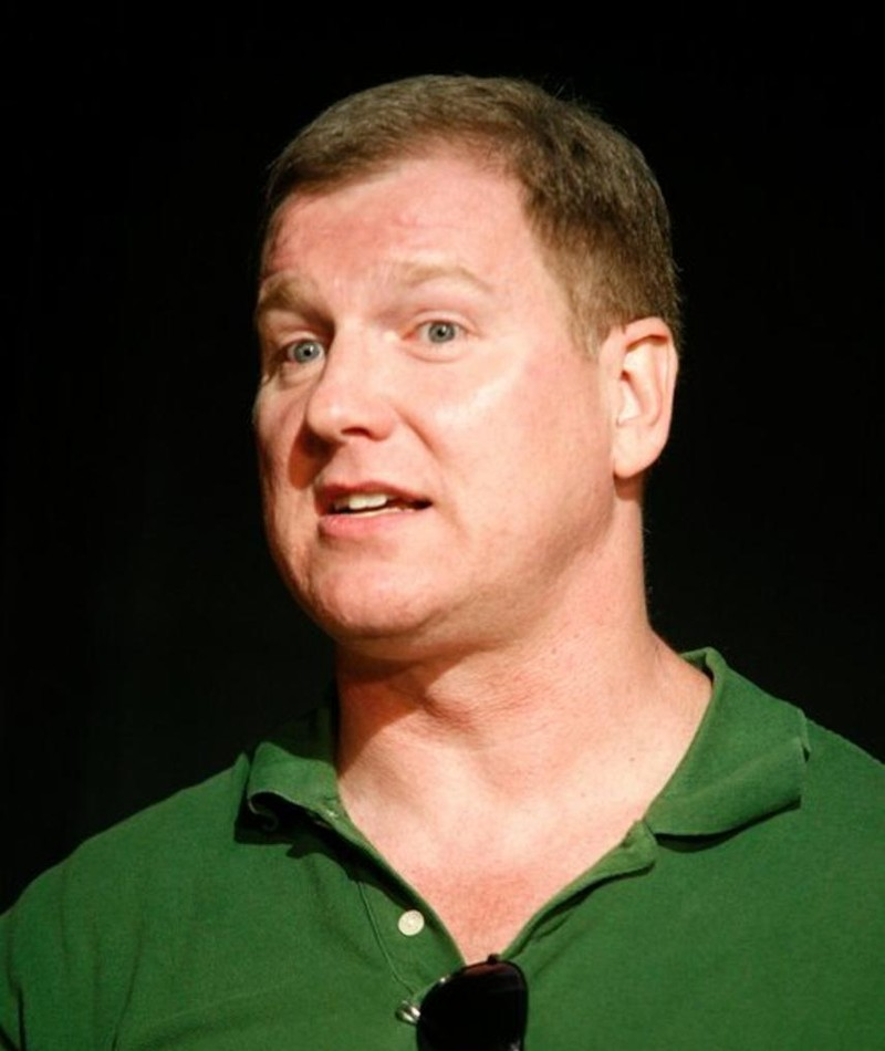 Photo of Ian Roberts