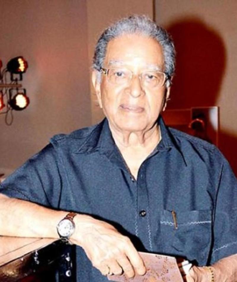 Photo of J. Om Prakash