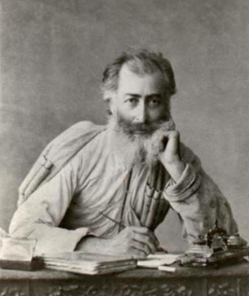 Photo of Aleqsandre Kazbegi