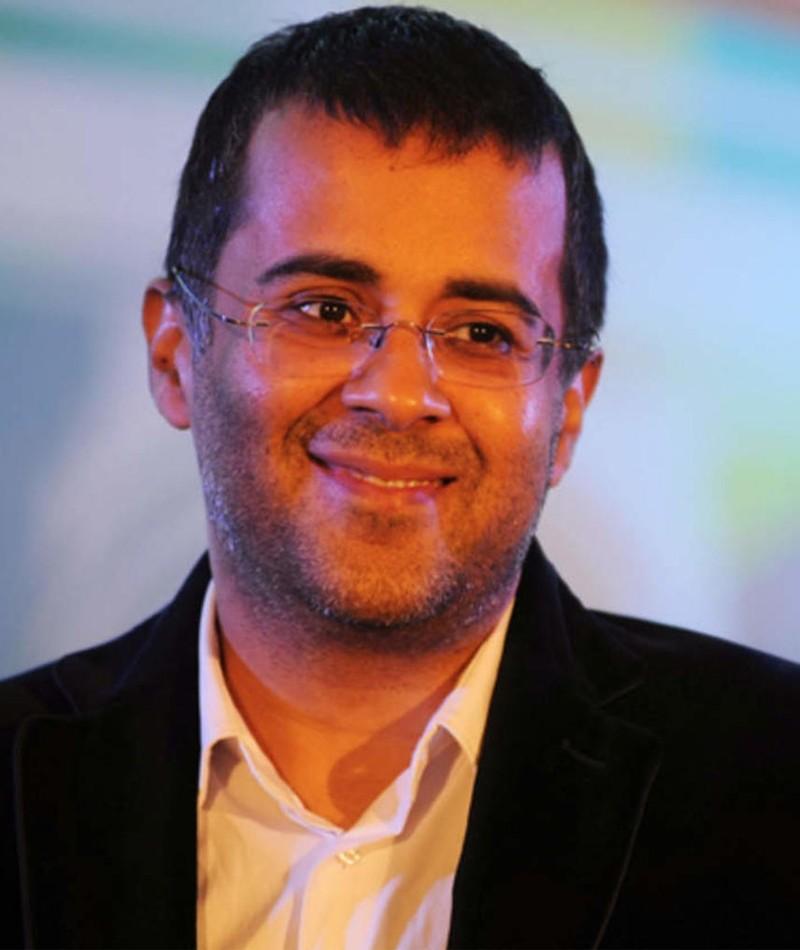 Photo of Chetan Bhagat