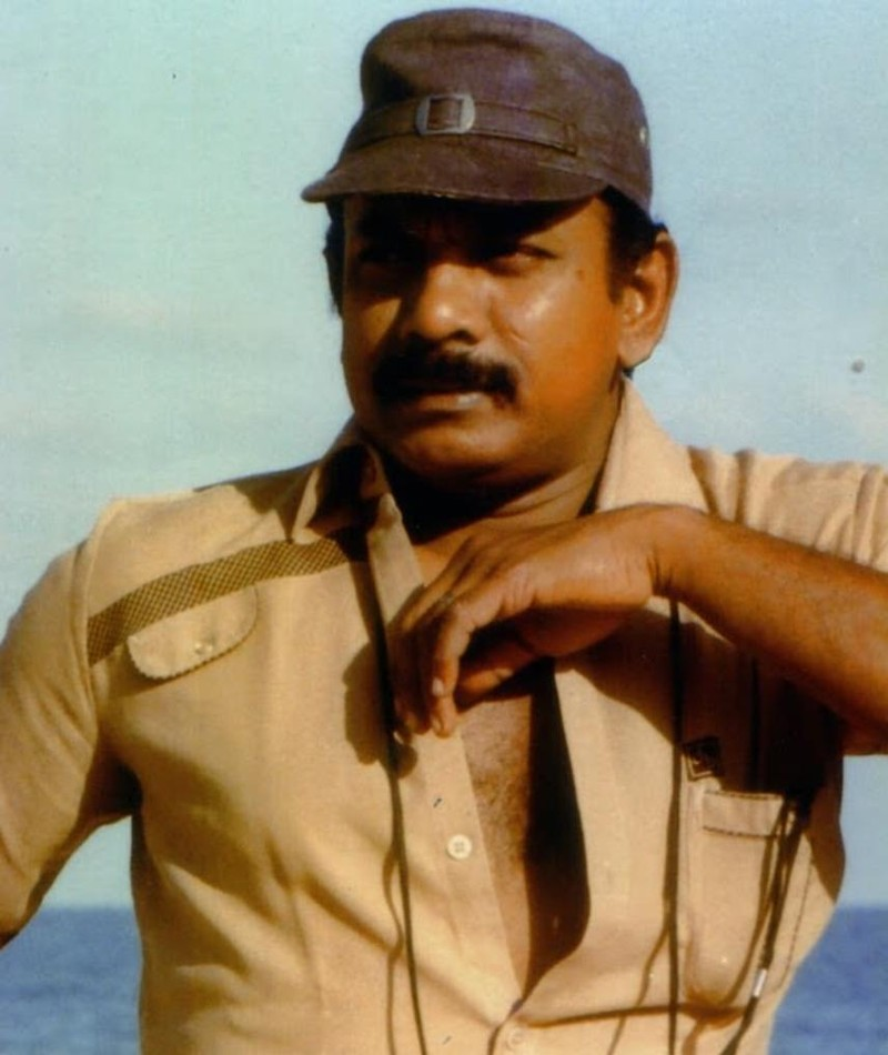 Photo of Balu Mahendra