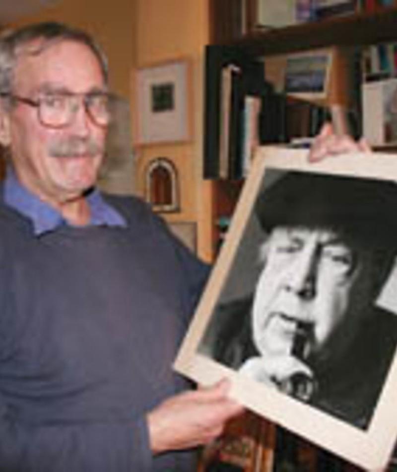 Photo of Tom Priestley