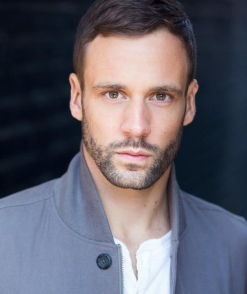 Photo of Nick Blood