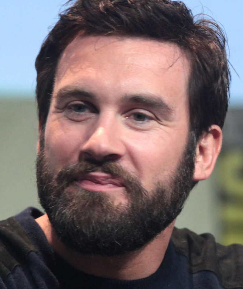 Photo of Clive Standen