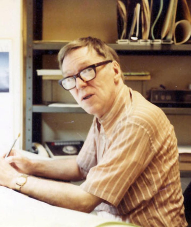 Photo of Al Eugster
