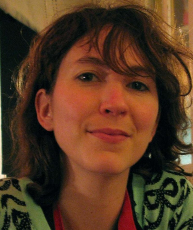 Photo of Anne-Laure Daffis