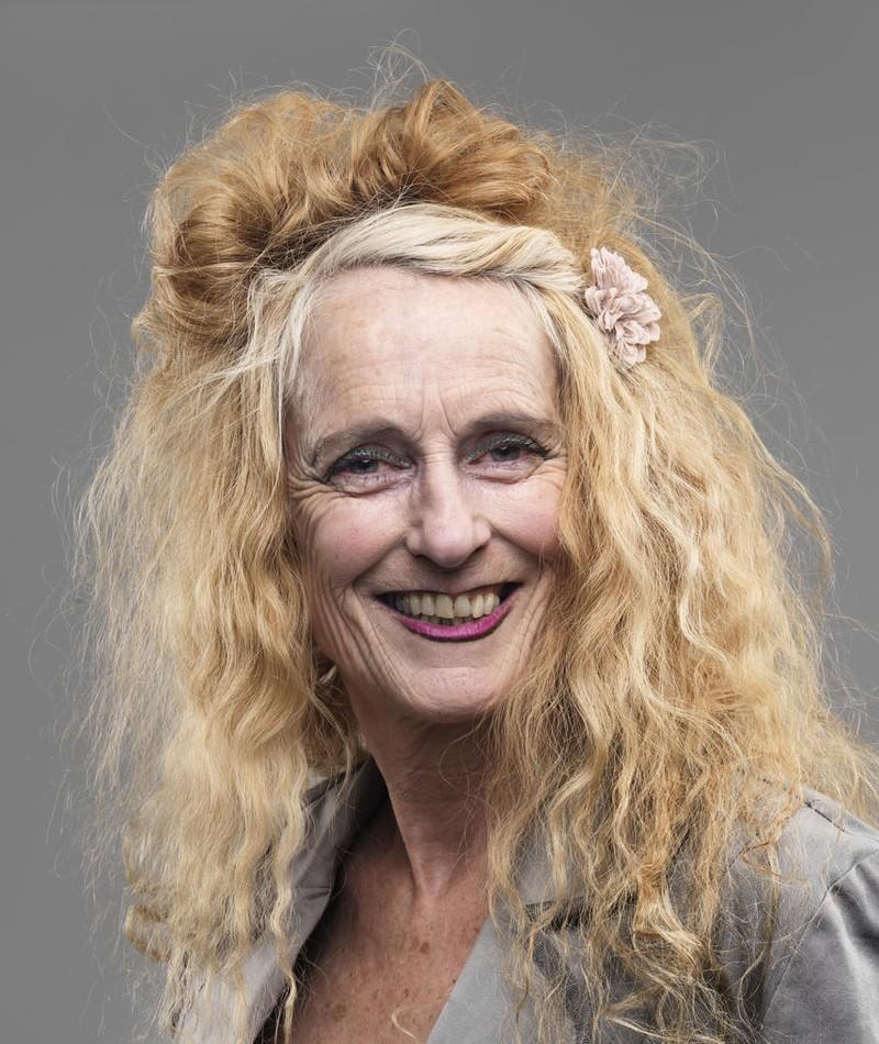 Photo of Christine Lauterburg
