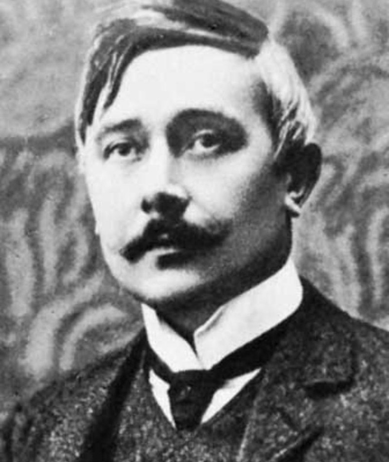 Photo of Maurice Maeterlinck