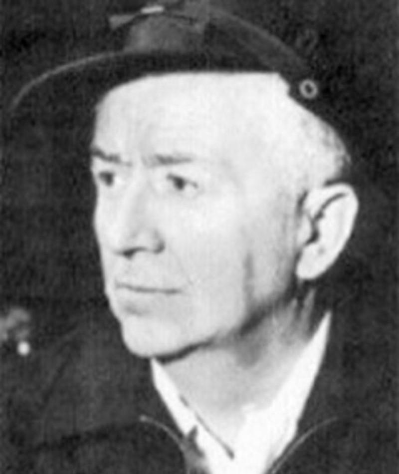 Photo of W.R. Burnett