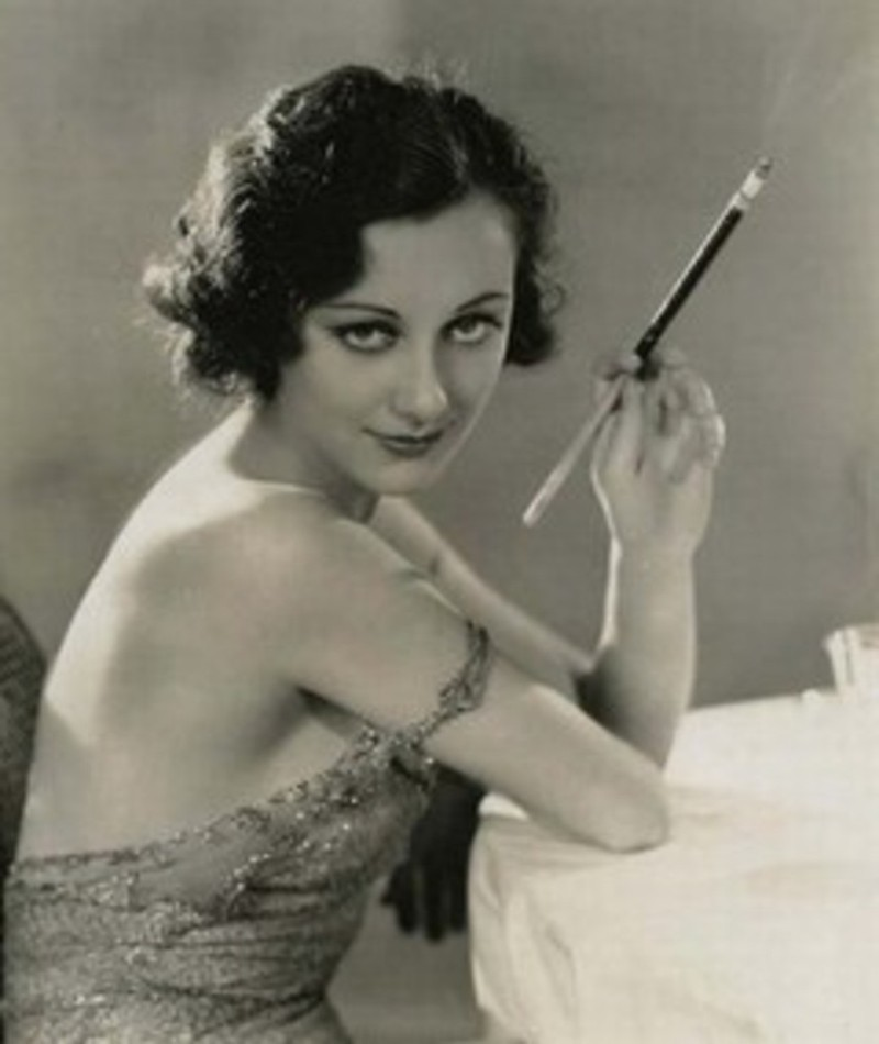 Photo of Ann Dvorak