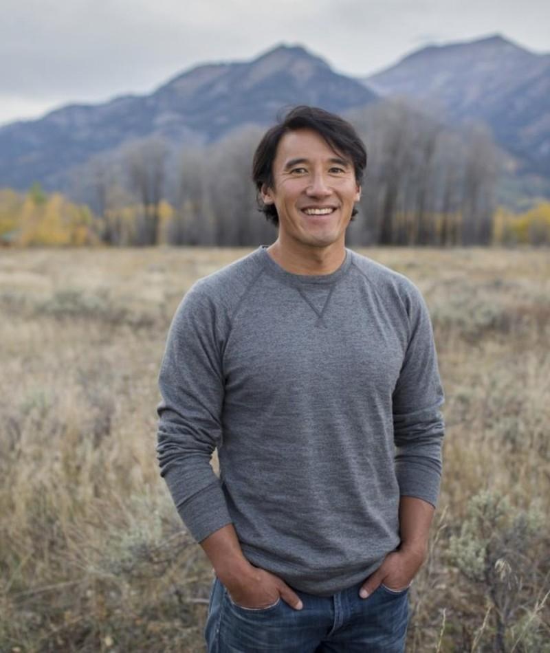 Photo of Jimmy Chin