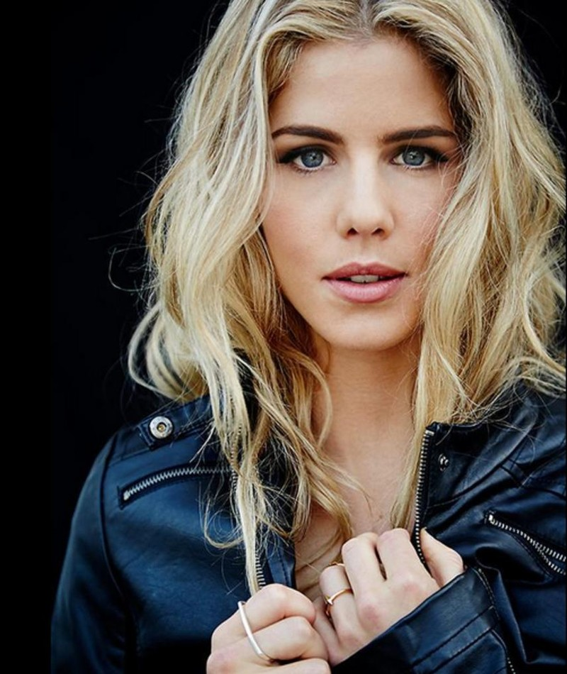 Photo of Emily Bett Rickards