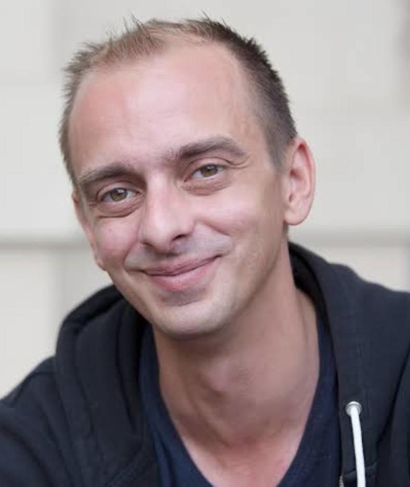 Photo of Ben Vandendaele