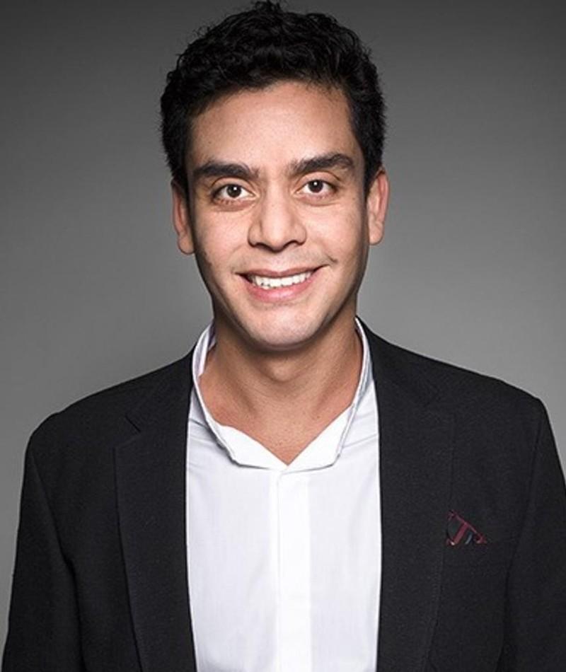 Photo of Jayro Bustamante