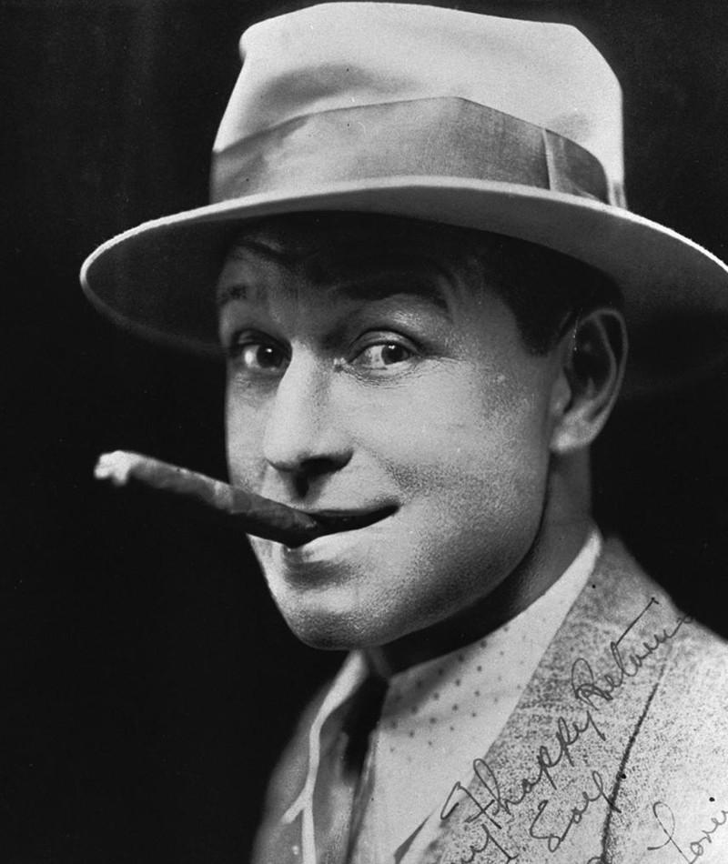 Photo of Bert Bertram
