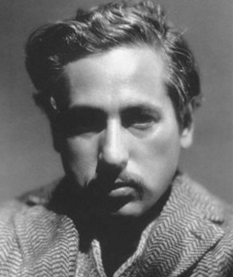 Photo of Josef von Sternberg
