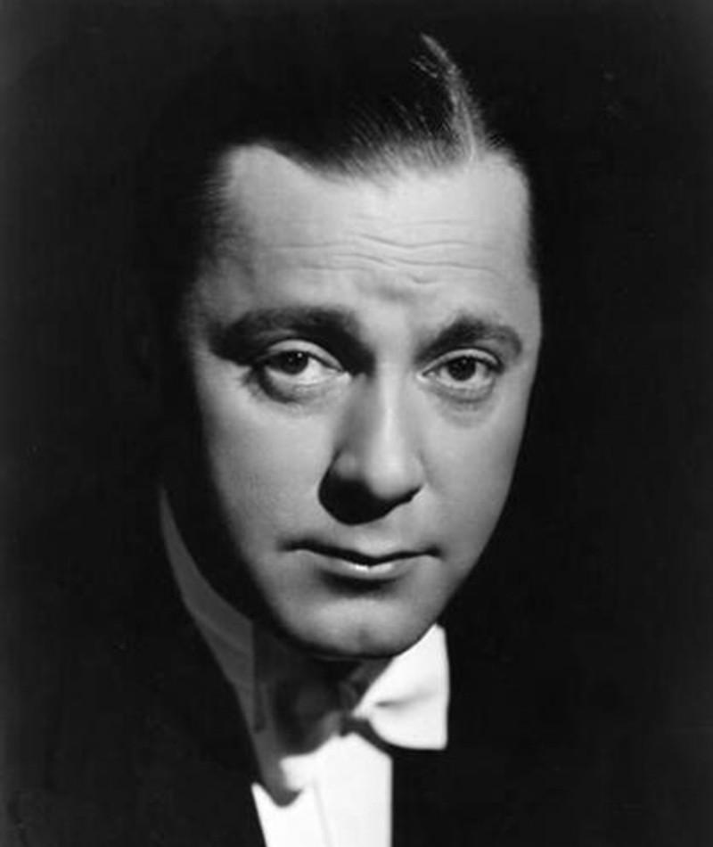 Photo of Herbert Marshall