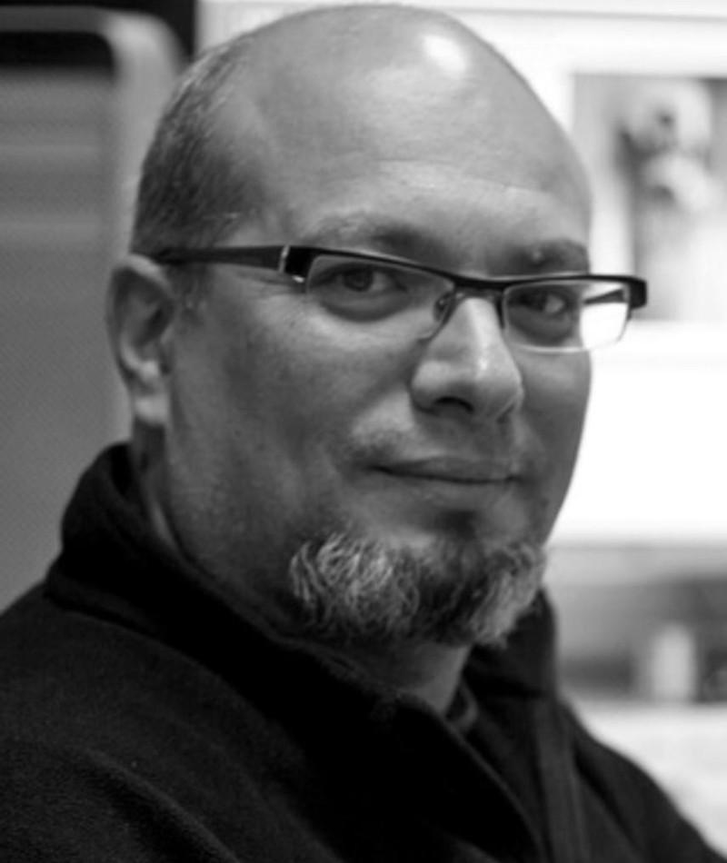 Photo of José M. G. Moyano