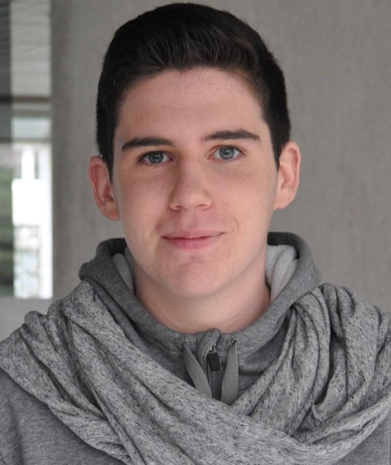 Photo of Luca Gelberg