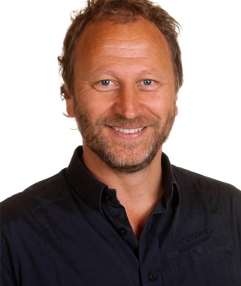 Photo of Sören Olsson