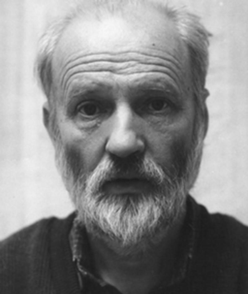 Photo of Jan Švankmajer