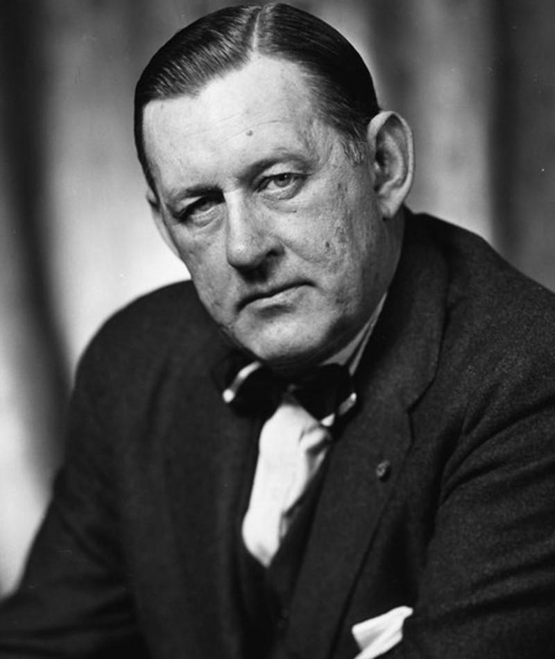 Photo of John O'Hara