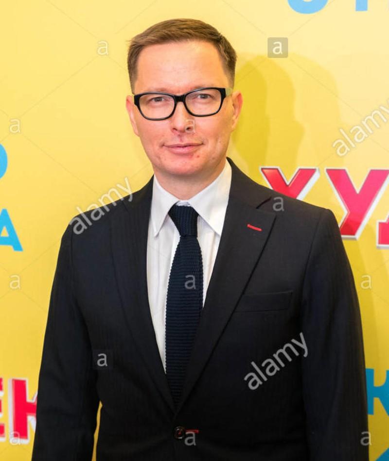 Photo of Nikolay Kulikov