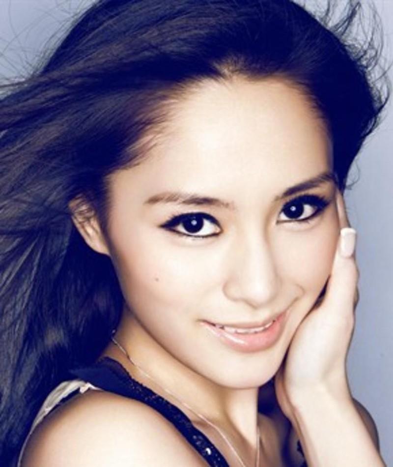 Photo of Gillian Chung