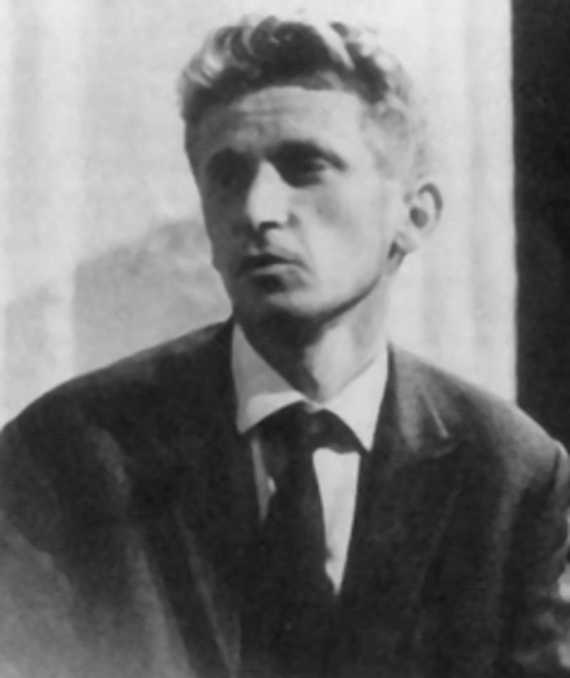 Photo of Jean-Marie Straub