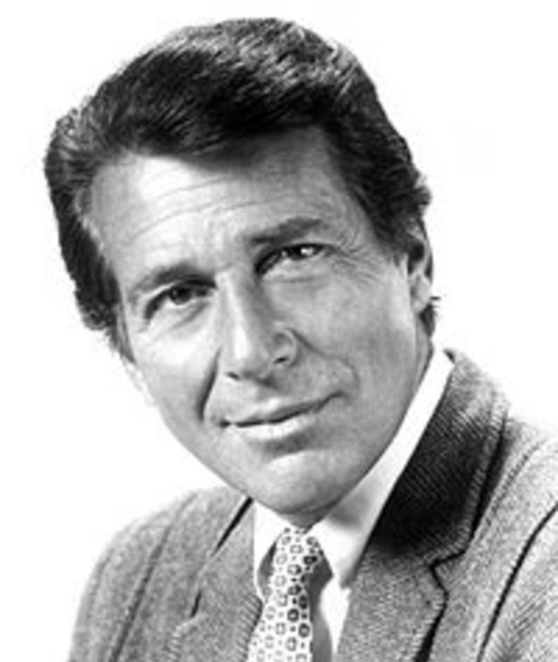 Photo of Efrem Zimbalist Jr.