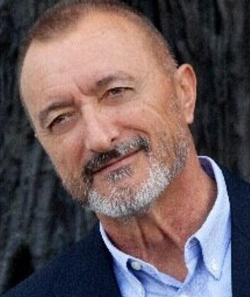 Arturo Pérez Reverte Filme Bio Und Listen Auf Mubi