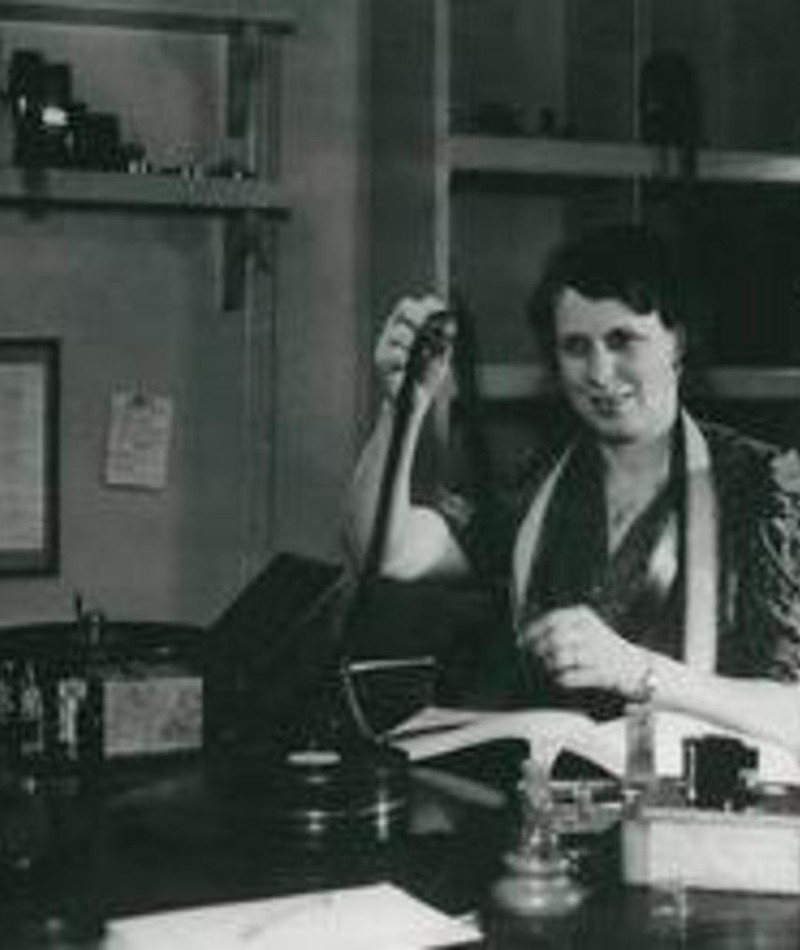 Photo of Edith Schlüssel