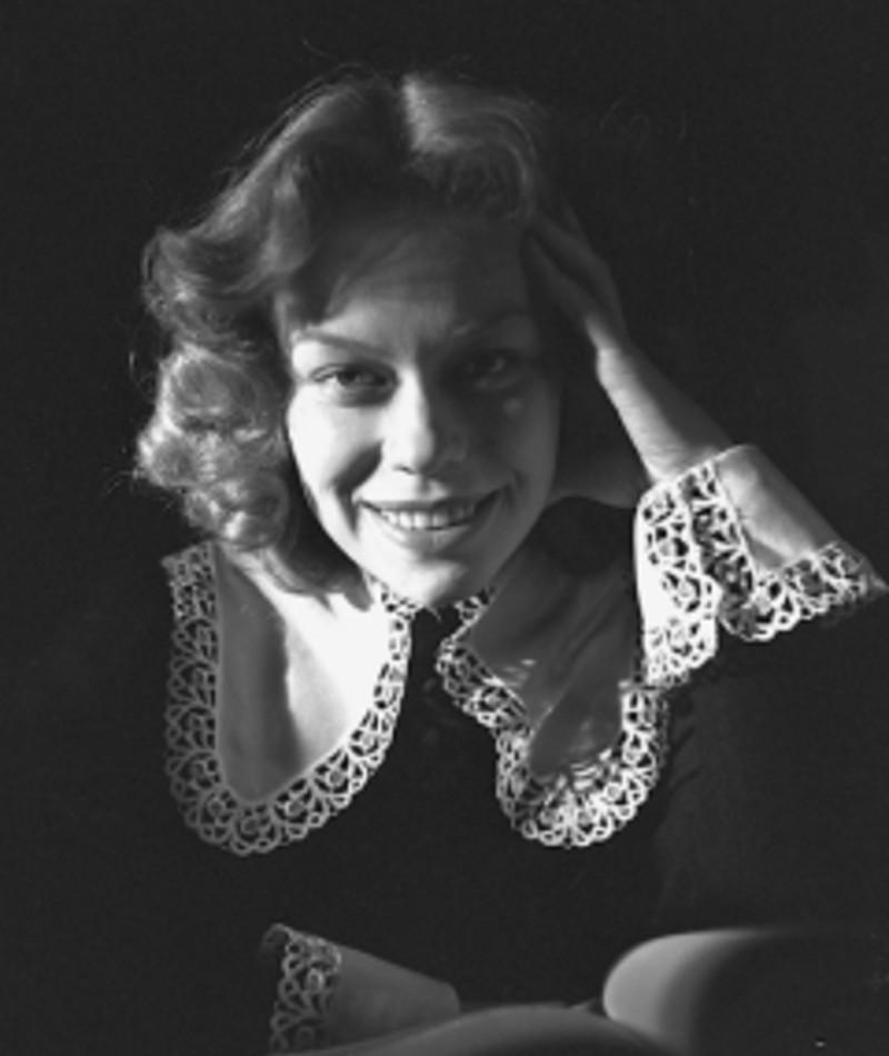 Photo of Lisbeth Movin
