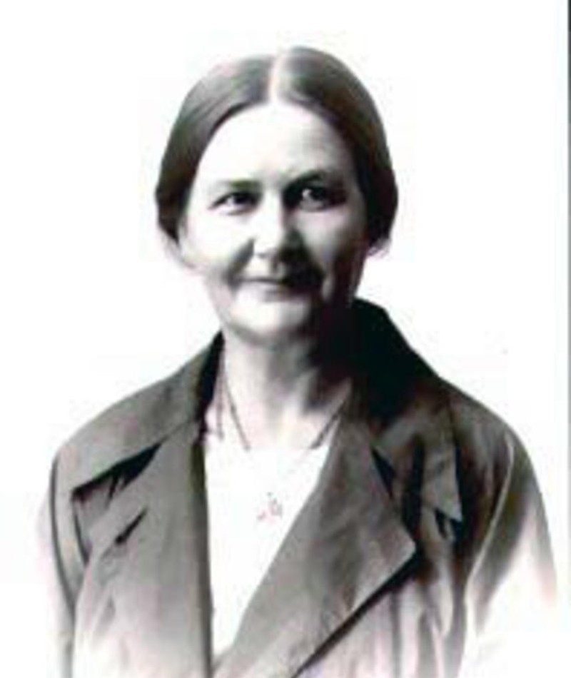 Photo of Anne Marie Petersen